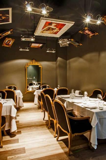 Comedor de More Restaurante Madrid