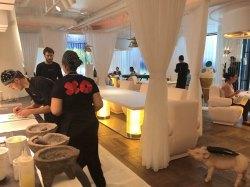Restaurante DiverXO en el Eurobuilding de Madrid