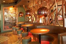 Salón Cascabel en Gourmet Experience del Corte Inglés en Madrid