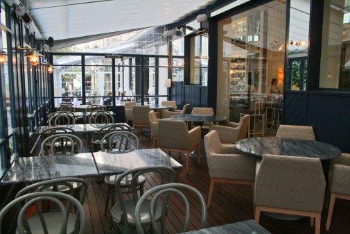 Babelia Café en el Callejón de Puigcerda Madrid