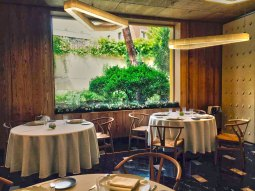 Nuevo restaurante A'Barra Madrid