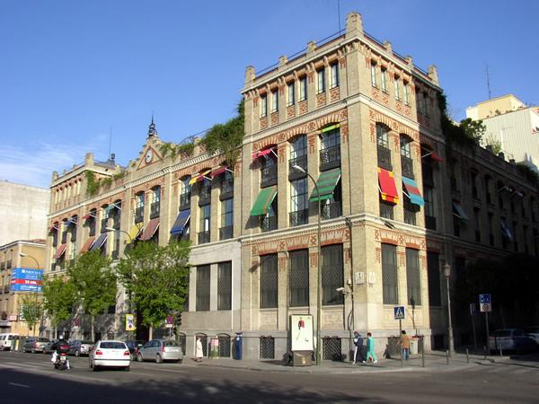 La casa encendida madrid es teatro for Programacion la casa encendida