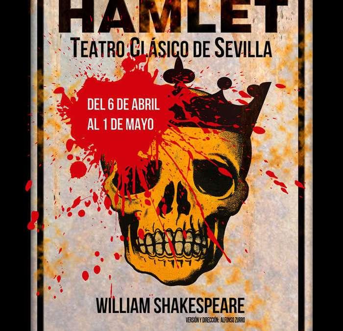 Hamlet del teatro cl sico de sevilla en el teatro fern n for Sala 0 teatro sevilla