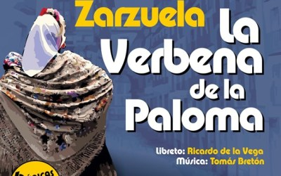 LA VERBENA DE LA PALOMA en el Teatro de la Luz Philips