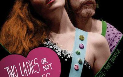 TWO LADIES OR NOT TWO LADIES en el Teatro Lara