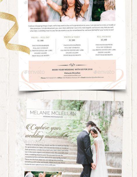 Wedding Photography Flyer - MadridNYC