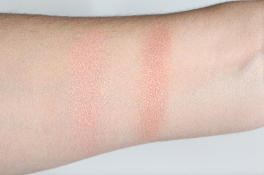 Benefit swatch 3