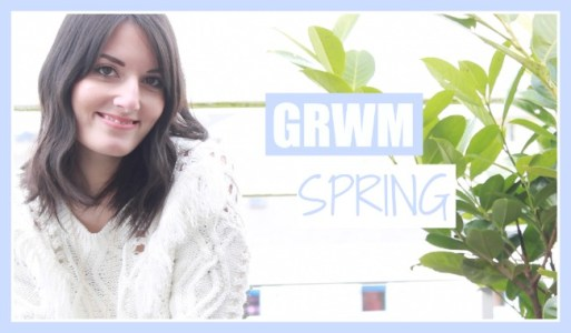 GRWM SPRING