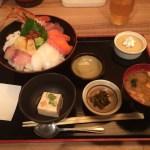 【錦糸町ランチ】初代 築地 魚義の海鮮料理は美味い、コストパフォーマンスも良い。