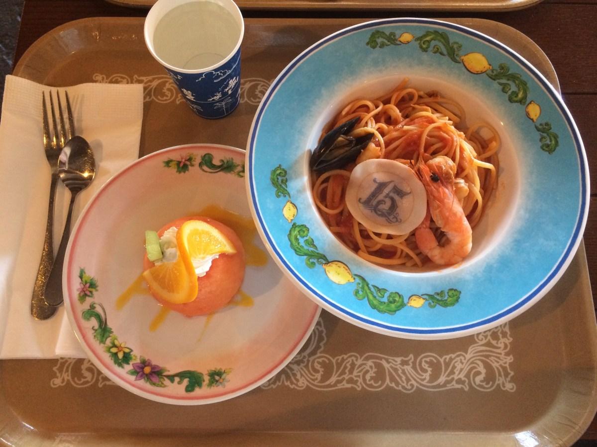 漁師たちに大人気の地中海料理店、CAFE PORTOFINO(カフェ・ポルトフィーノ) 東京ディズニーシー15周年。