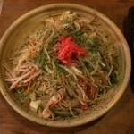 【東陽町】和菜彩々ろぜん、お料理・お酒ともに種類豊富な品揃えは圧巻【駅近の居酒屋】