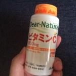 【サプリメント】Dear-Natura(ディアナチュラ)ビタミンCで風邪予防&ストレス撤退!!