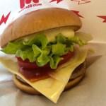 【朝モス】モスバーガー 東大島店で、モーニング野菜チーズバーガーを食べてきた【MOS BURGER】