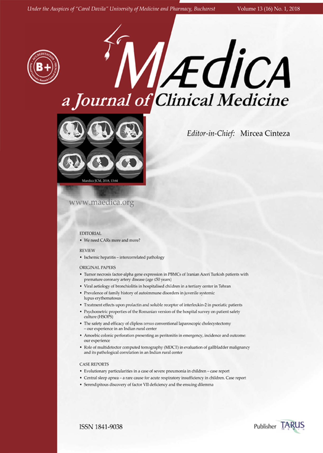 Journal Of Clinical Viral Aetiology Of Bronchiolitis In Hospitalised Children In A