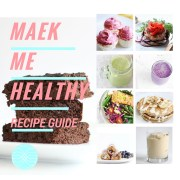 RECIPE GUIDE COVER