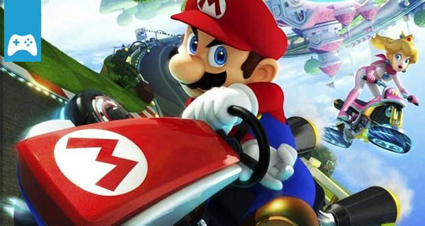 game news mario kart 8 erh lt ein bundle mit wii u neue. Black Bedroom Furniture Sets. Home Design Ideas