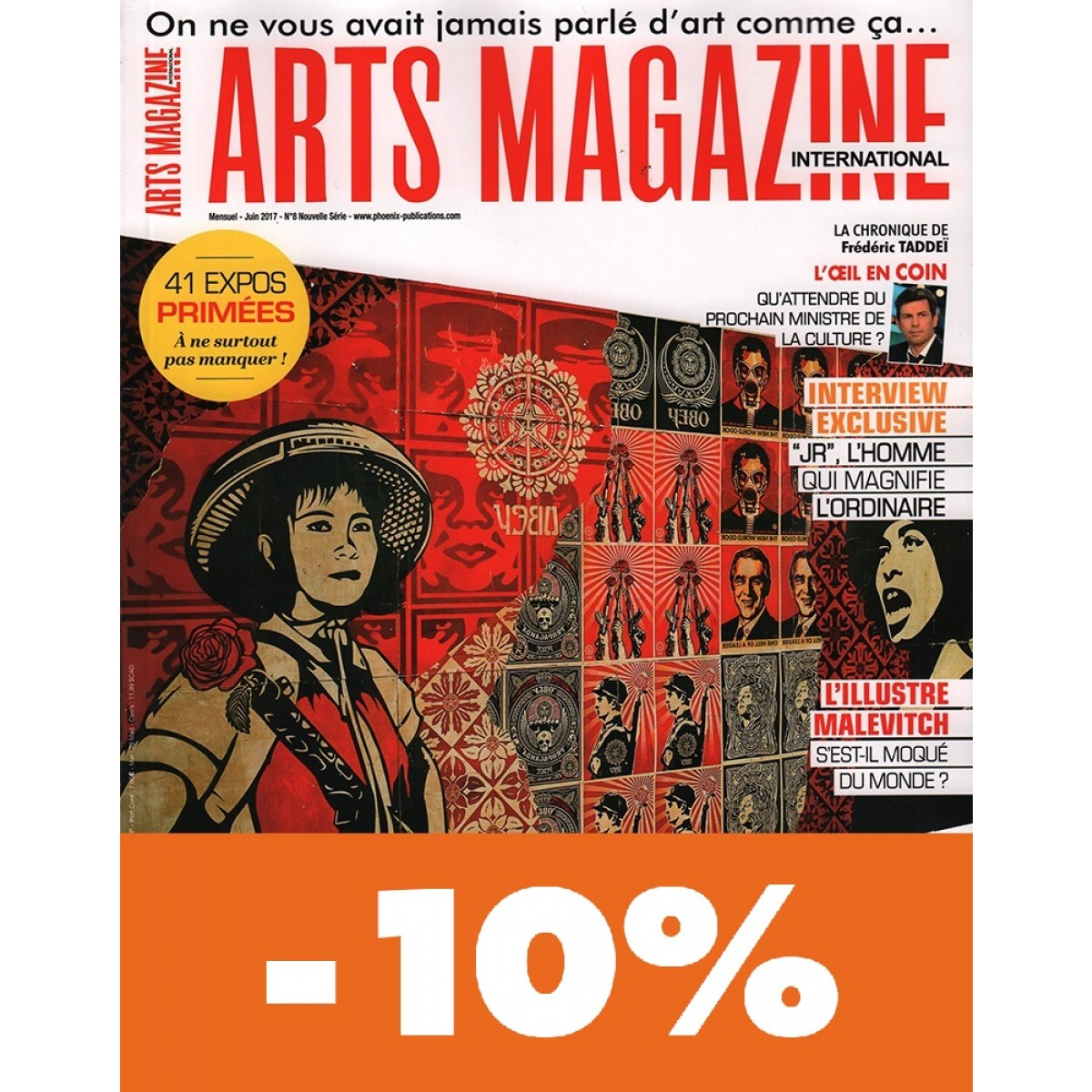 Magazine Pas Cher Arts Magazine International Pas Cher Mag24