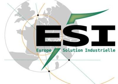 ESI : Site internet et logo