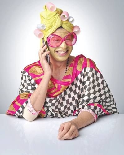 The Gossip Queen on Social Media: Pammi Aunty
