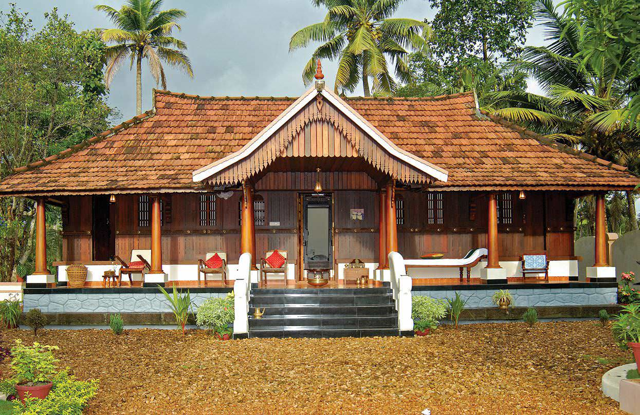 Beautiful Farmhouse In Kerala A Glimpse Of Beautiful Homestays