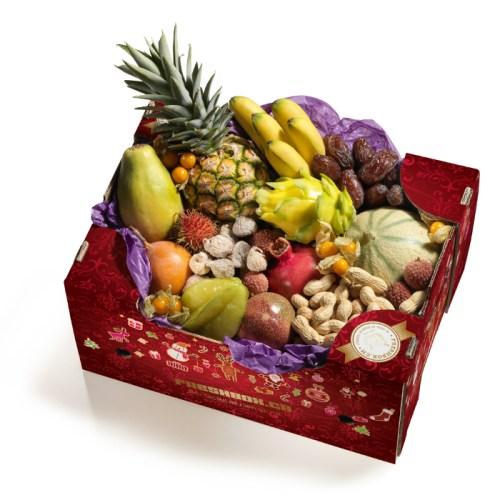 Früchtebox Freshbox