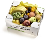 Yellow Box Freshbox Früchtebox