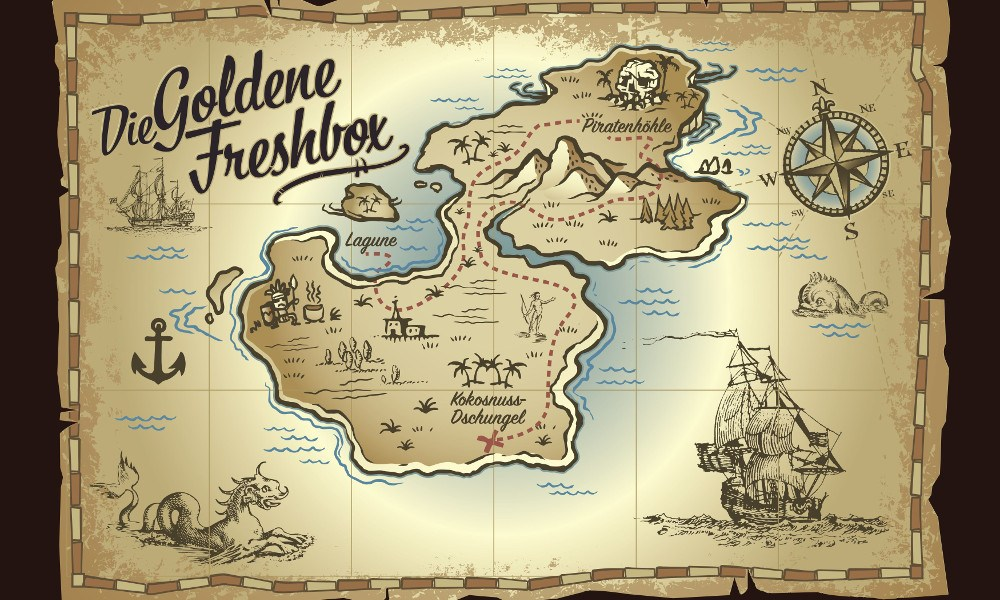 Landkarte | Magazin Freshbox