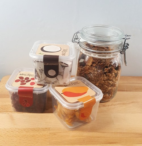 Granola by freshbox.ch | Magazin Freshbox