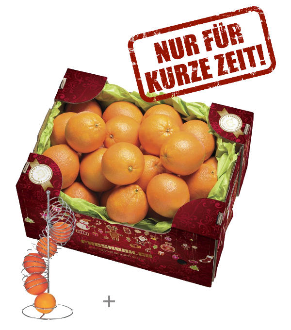 Früchtebox Orangenbox | Magazin Freshbox