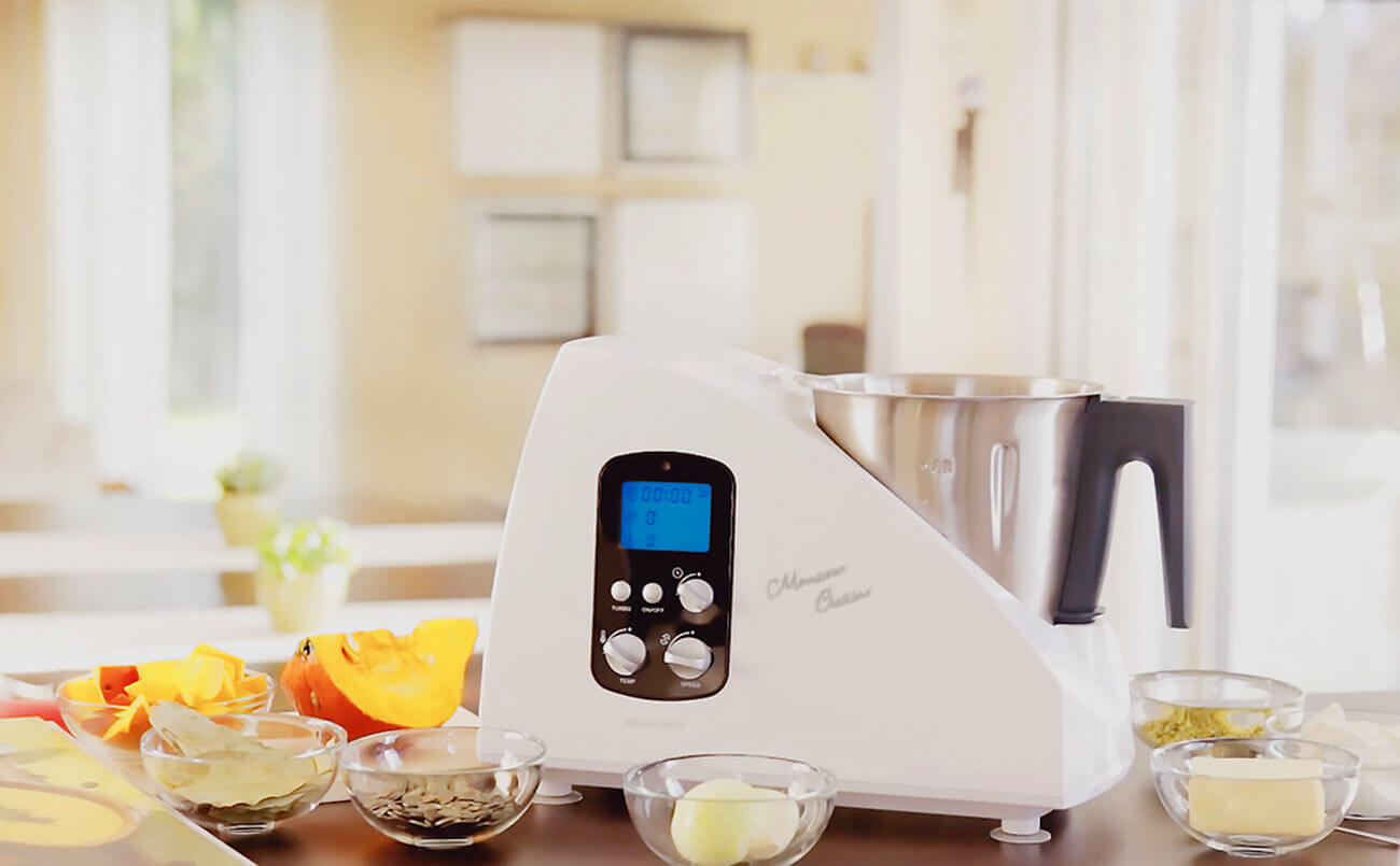Küchenmaschine Lidl Kneten Thermomix Alternative