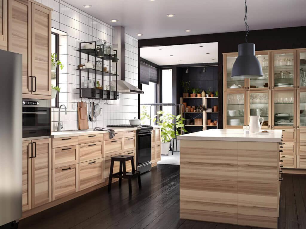 Ikea Küche Grau Grün