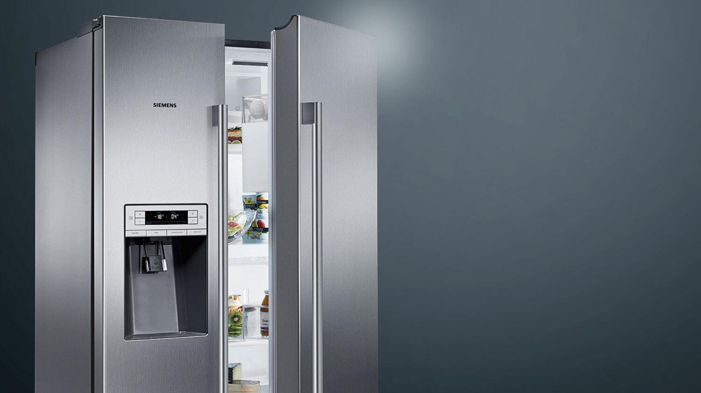 Side By Side Kühlschrank Comfee : Kühlschrank mit doppeltür side by side kühlschrank integrierbar