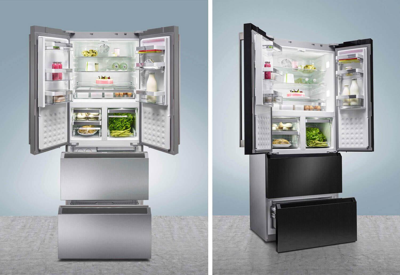 Amerikanischer Kühlschrank Otto : Side by side kühlschrank otto kühlschrank mit gaggenau
