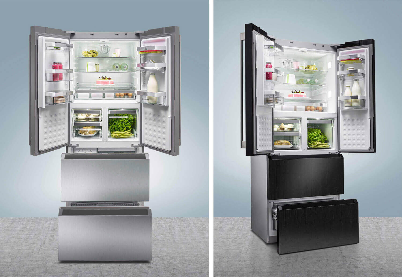 Side By Side Kühlschrank Bestenliste : Kühlschrank mit doppeltür side by side kühlschrank integrierbar