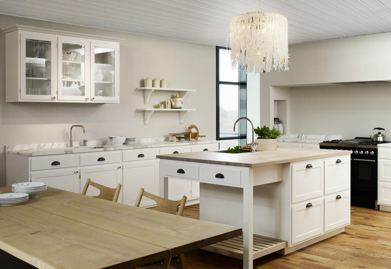Landhausküche poco elegant was kostet neue küche bilder