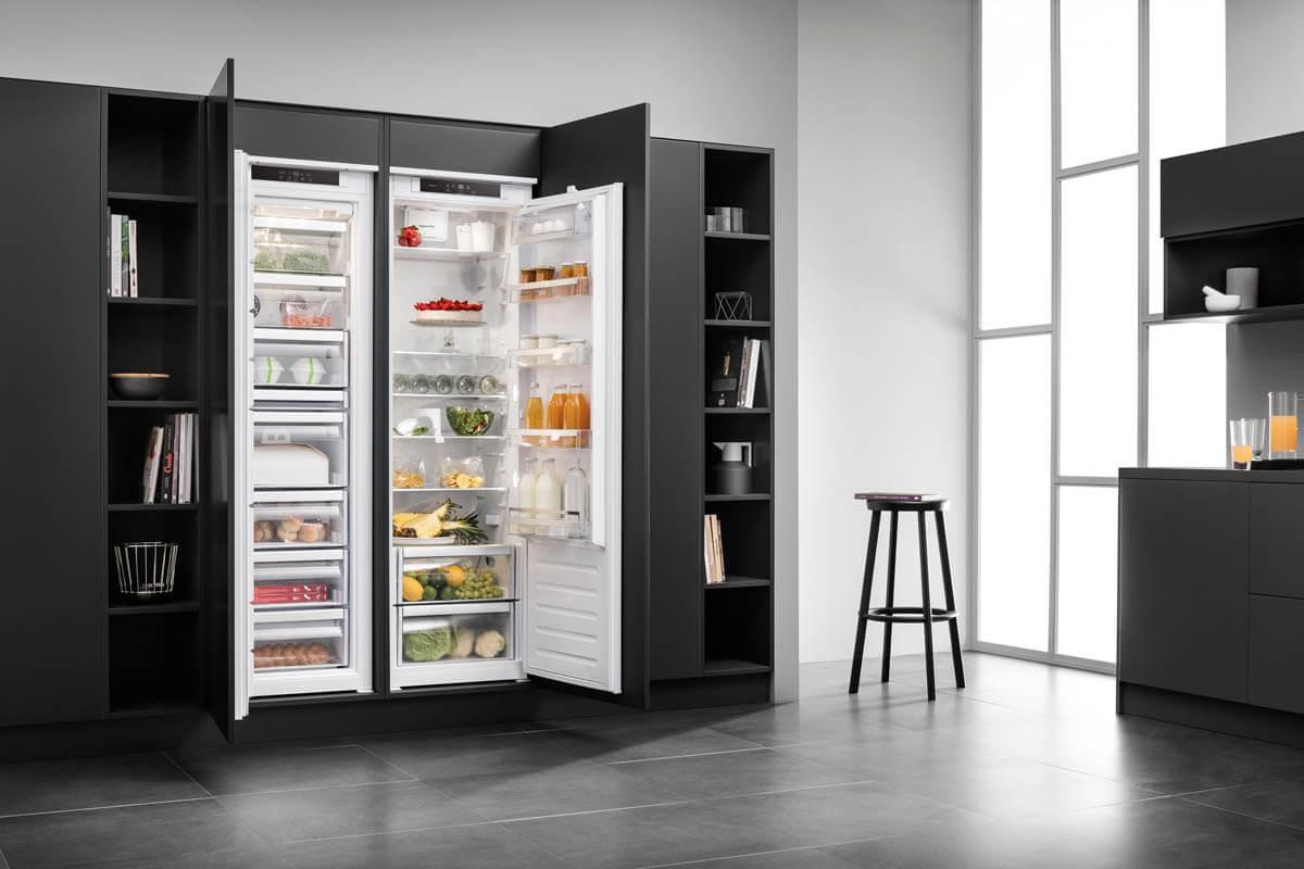 Retro Kühlschrank Folie : Kühlschränke kaufen finebuy mini kühlschrank liter minibar