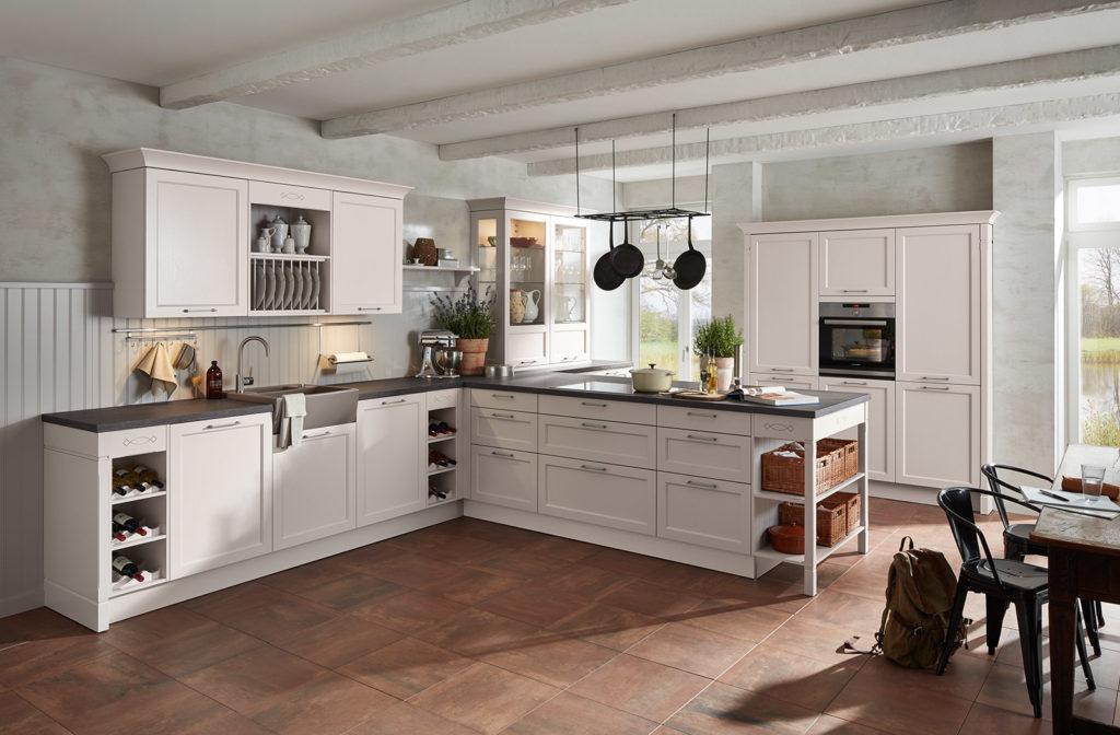Küche G Form Klein