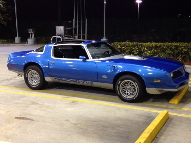 1978 macho trans am for sale