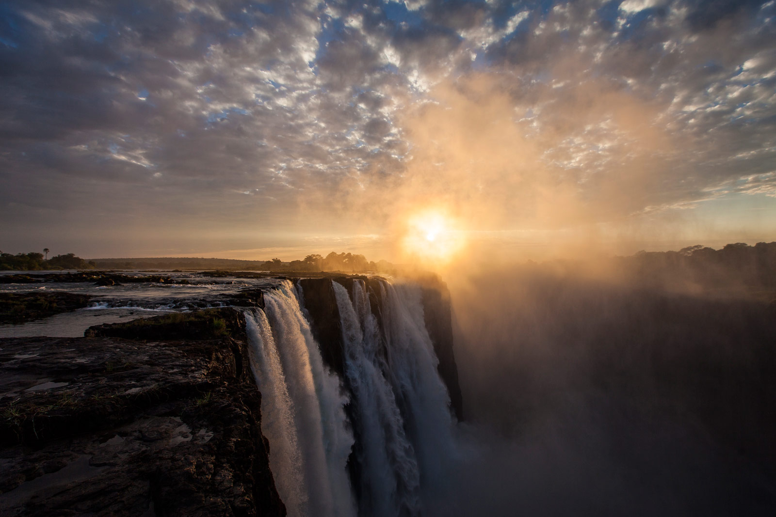 Victoria Falls Sunset Wallpaper Vic Falls Africa S Adventure Capital Africa Geographic