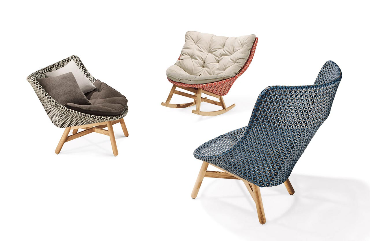 Dedon Mbrace Outdoor Furniture Mbrace By Dedon