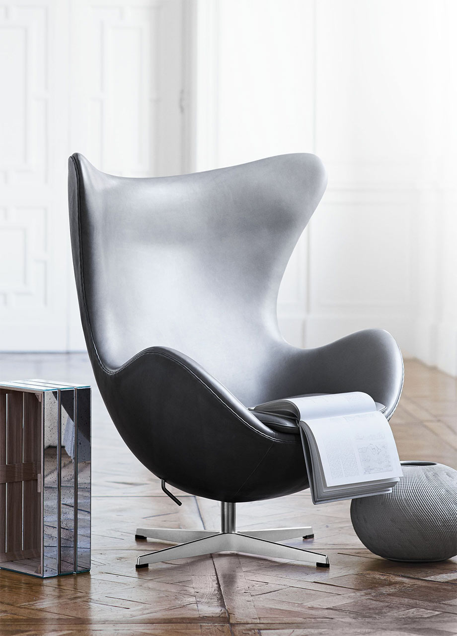 Poltrona Uovo Design Egg Chair