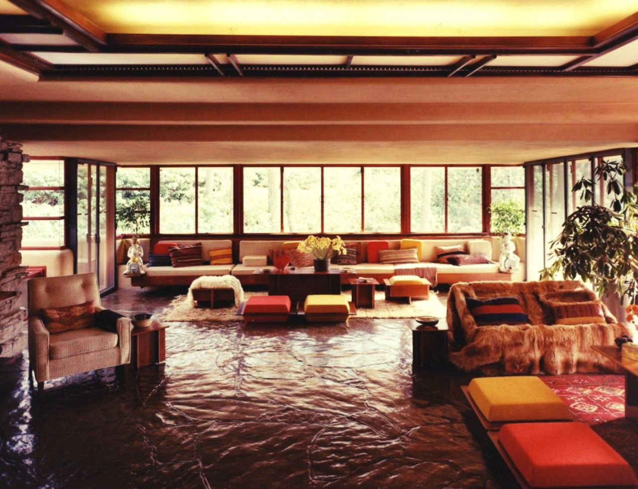 Falling Water House Usa Fallingwater Frank Lloyd Wright S Most Famous Building