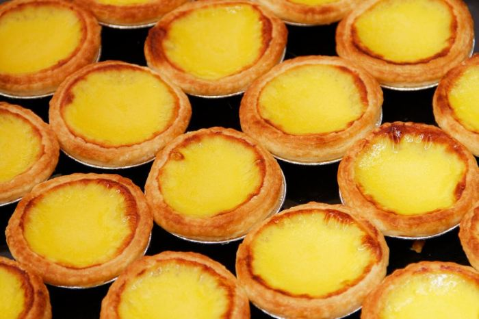 Egg tarts | Curators Network