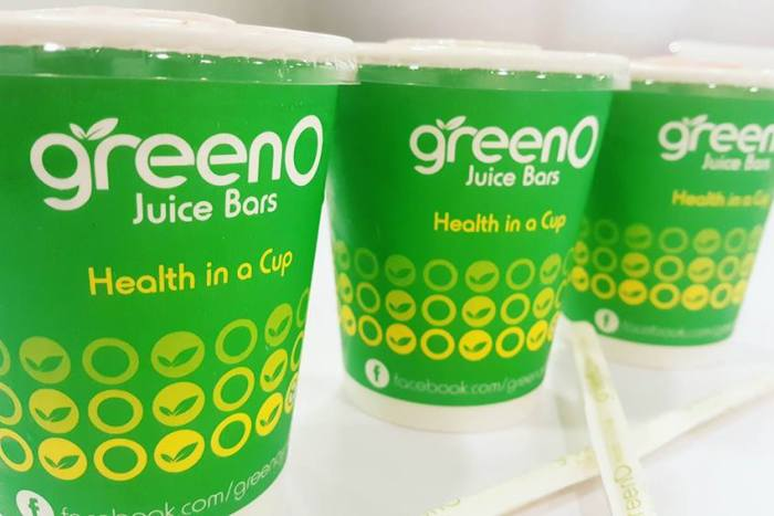 Greeno Juice Bars - Health in a cup!