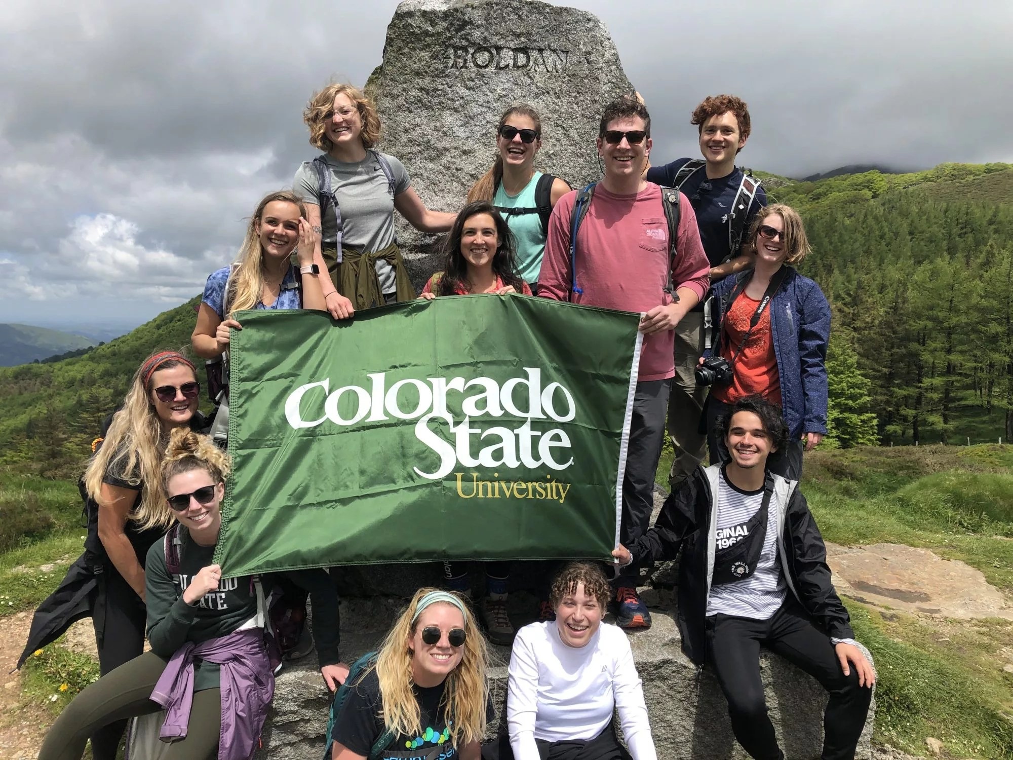 Walk And Talk Camino Abroad Immerses Students In Spain Magazine