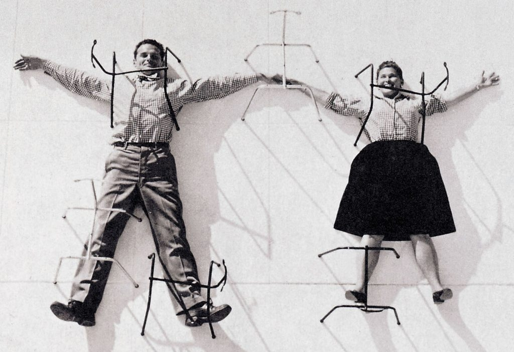 Charles & Ray Eames Charles Eames: A Continuous Experiment | Mastella Magazine