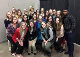 Students attend Nursing Matters Expo