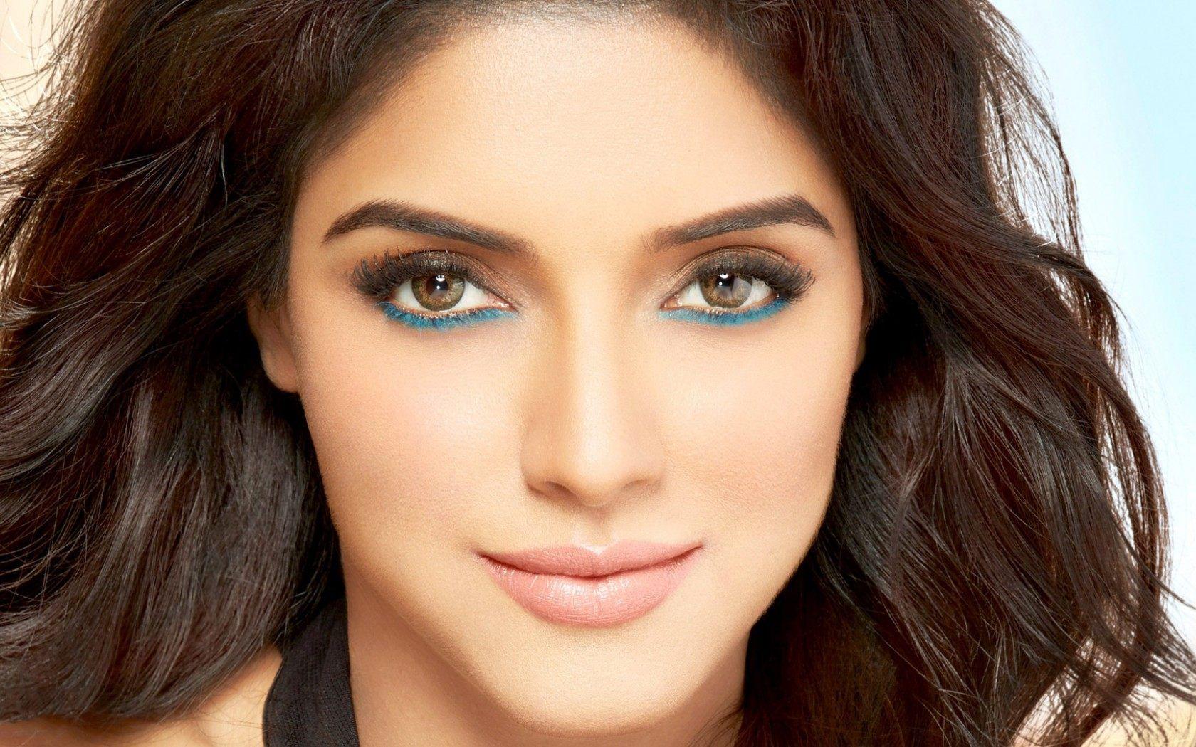 Beautiful Girl Face Hd Desktop Wallpaper Asin Photos Hd