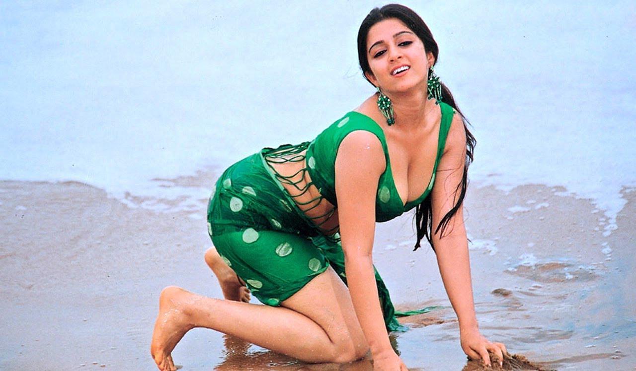 Full Hd Actress Wallpaper Charmi Kaur Hot Hd