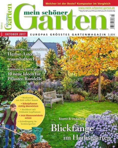 Mein schöner Garten u2014 Oktober 2017 PDF download free - schoner garten bilder